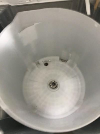洗濯機分解洗浄 アフター